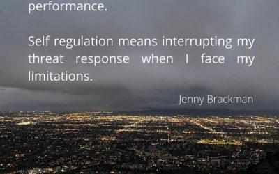 Self-Regulation During Life's Storms